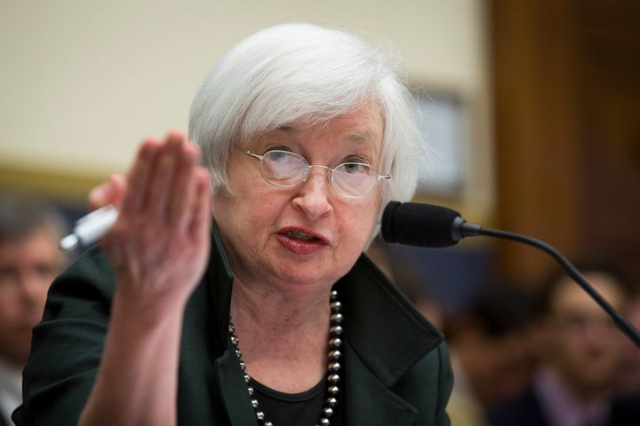 Janet Yellen, chairperson of the Federal Reserve Board of Governors, hasmade statements indicating that the Fed will ra
