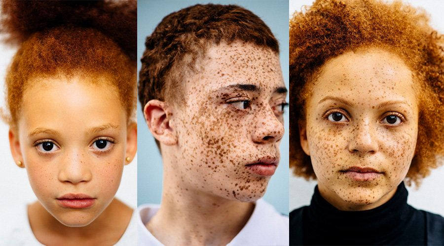 Photographer Explores The Beautiful Diversity Of Redheads Of Color ... f4be2fa71932