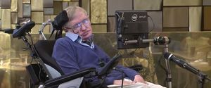 HAWKING PRESENTS NEW IDEA ON HOW INFORMATION COULD