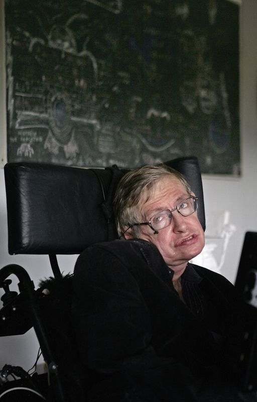 Heres Stephen Hawkings Incredible Solution to His Black