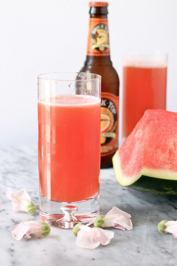 """<strong>Get the <a href=""""http://www.perpetuallyhungryblog.com/2014/05/14/watermelon-beer/"""" target=""""_blank"""">Watermelon Beer re"""