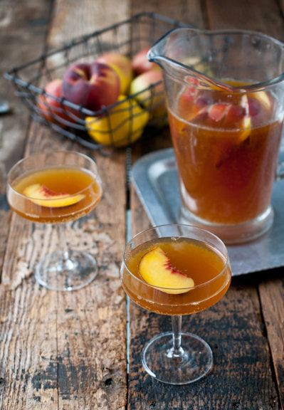 """<strong>Get the <a href=""""http://thebeeroness.com/2013/07/23/beer-sangria/"""" target=""""_blank"""">Beer Sangria recipe</a> from The B"""