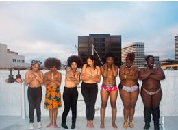 13 Images Of Women 'Liberating All Nipples'