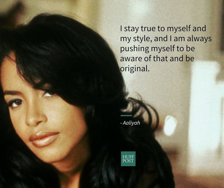 7 ways aaliyah changed the game for music and fashion huffpost