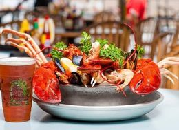 New Orleans Eatery 'Crazy Lobster' Is Clawing Its Way Back After Katrina