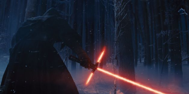 We Learn The Inspiration Behind Kylo Ren Of 'Star Wars: The Force Awakens'