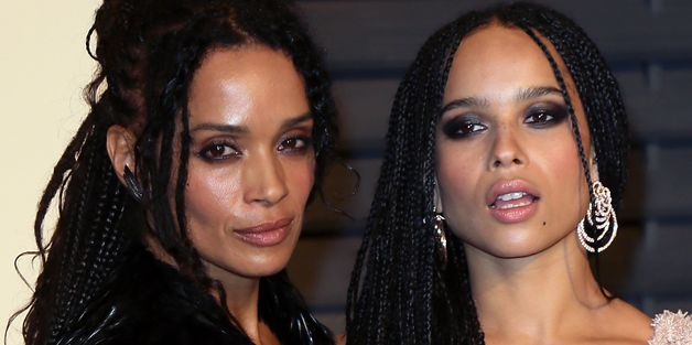 Zoe Kravitz Says Mom Lisa Bonet Is 'Disgusted And Concerned' Over Cosby Accusations