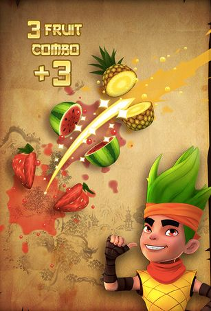 Remember Fruit Ninja? We Found