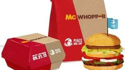Hambúrguer de Climão: Burger King propõe parceria com McDonald's,
