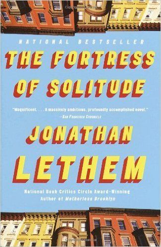 "<a href=""http://www.amazon.com/Fortress-Solitude-Jonathan-Lethem/dp/0375724885/ref=sr_1_1?amp=&ie=UTF8&keywords=The+Fortress+"