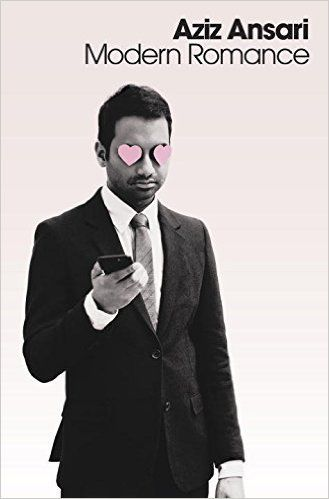 "<a href=""http://www.amazon.com/Modern-Romance-Aziz-Ansari/dp/1594206279/ref=sr_1_1?amp=&ie=UTF8&keywords=modern+romance&qid=1"