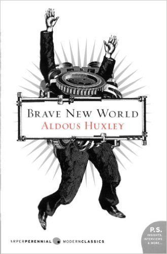 "<a href=""http://www.amazon.com/Brave-New-World-Aldous-Huxley/dp/0060850523/ref=sr_1_1?amp=&ie=UTF8&keywords=a+brave+new+world"