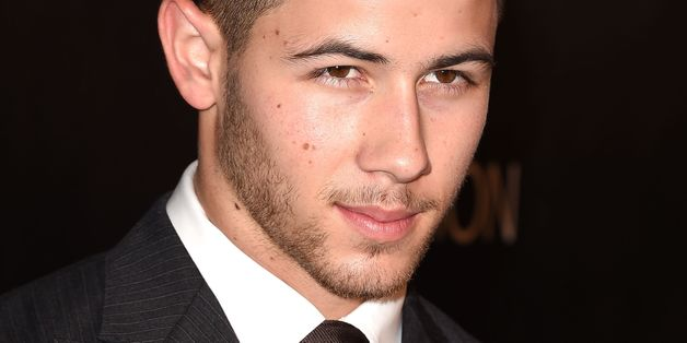 Nick Jonas Shows Off His Best 'Blue Steel' On Cover Of Adon Magazine