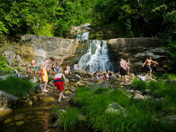 """<a href=""""http://berkshirehiking.com/hikes/kent_falls.html"""">Picnic spots and an epic waterfall hike</a>make this the&nbs"""