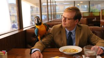 Andy Daly as Forrest MacNeil in 'Review.'