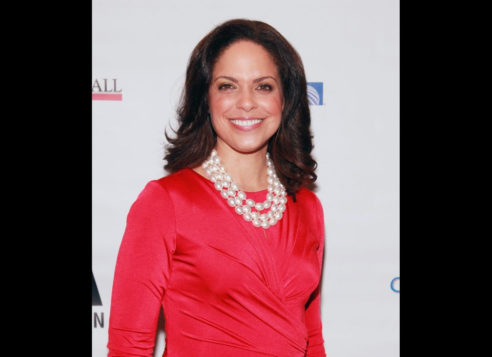 "Born to an Australian father and an Afro-Cuban mother, news reporter Soledad O'Brien has anchored <a href=""http://www.cnn.com"