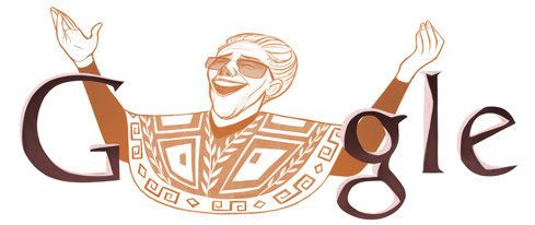 Mexican legendary singer Chavelas Vargas died on August 5th, 2012. Google celebrated her birthday with a doodle on April 17,