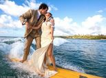 Tandem Surfing Couples Are The Definition Of #RelationshipGoals