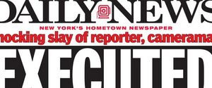 VIRGINIA JOURNALISTS MURDERED NYDN NEW YORK DAILY