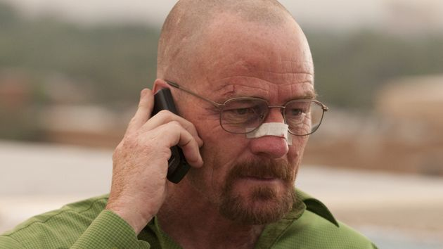 Here's One Thing About Walter White You Definitely Never Noticed On 'Breaking