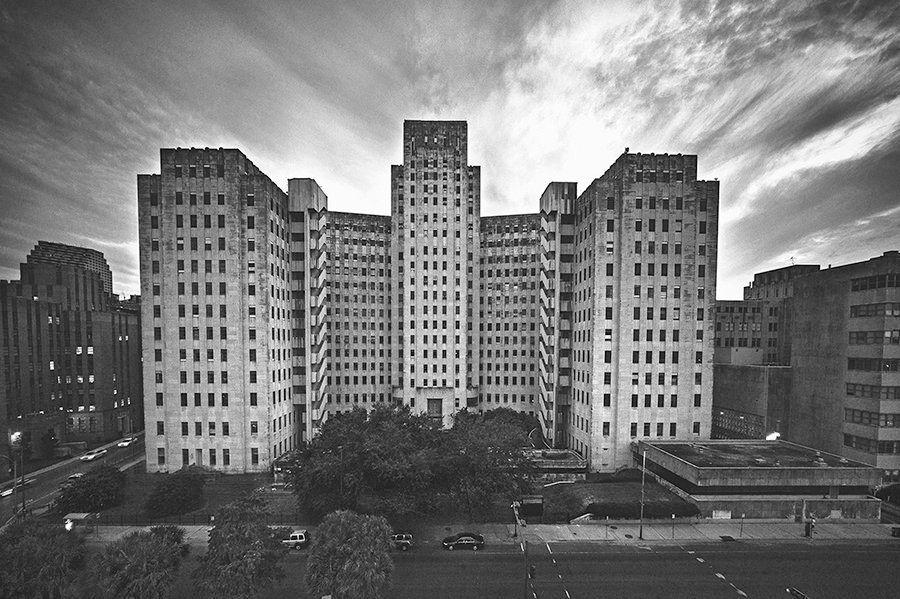 Charity Hospital, 2014.