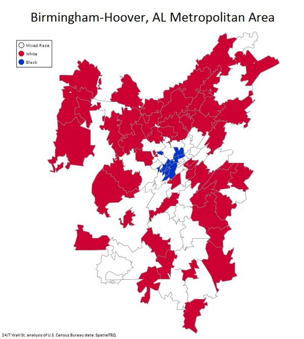 <span><strong>&gt; Pct. of population living in segregated areas:</strong> 39.8%<br> <strong>&gt; Black poverty rate:</strong