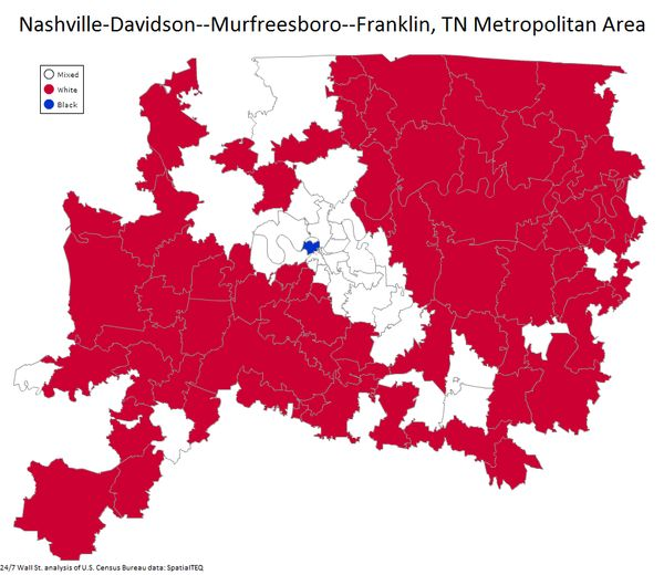 <span><strong>&gt; Pct. of population living in segregated areas:</strong> 45.0%<br> <strong>&gt; Black poverty rate:</strong