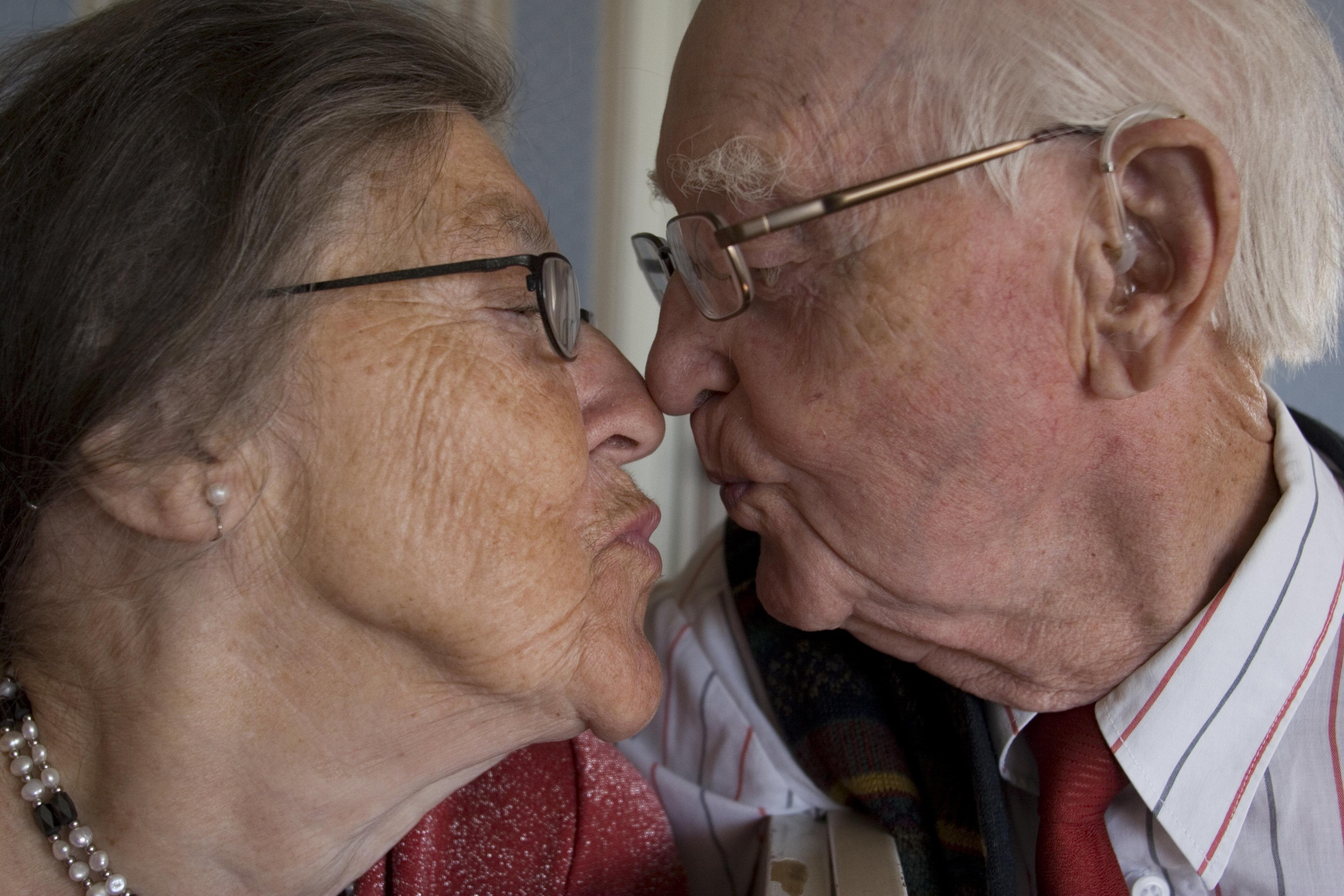 Older sexy women having sex