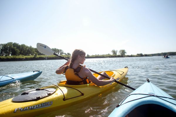 """<span style=""""color: #464646;""""><a href=""""http://www.nps.gov/thro/planyourvisit/canoeing-kayaking.htm"""">Theodore Roosevelth"""
