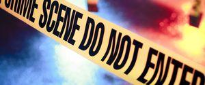 CRIME SCENE TAPE BULLETS CRIME SCENE