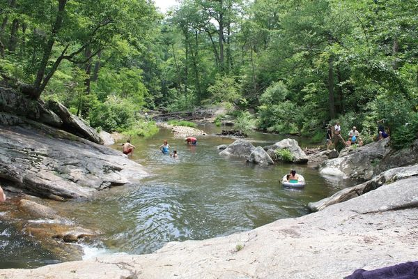 """<a href=""""http://swimmingholes.org/va"""">The state is stacked</a>with all-naturalplaces to swim, like <a href=""""https"""