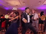 Couple Surprises Wedding Guests With An Epic One-Take Music Video