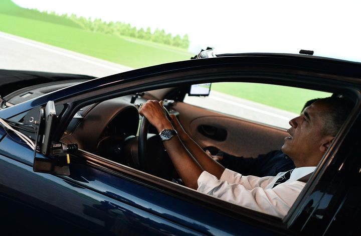 In 2009, Obama wanted to put one million cars with advanced technology on the road.