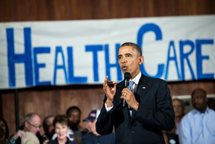 The Affordable Care Act is one of Obama's biggest policy achievements.