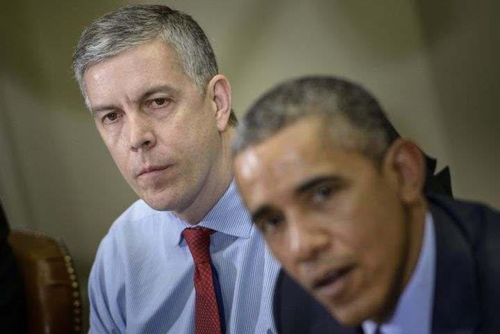 Race To The Top has been a signature policy of Education Secretary Arne Duncan and President Barack Obama.
