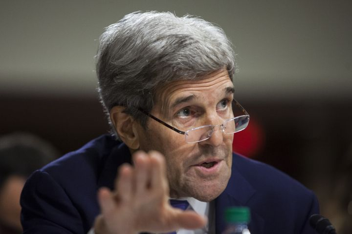 Secretary of State John Kerry and diplomats from five other countries reached a historic agreement with Iran to reduce t