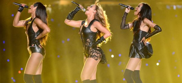 Here's How Destiny's Child Maybe Affected The Name Destiny, In 2 Charts