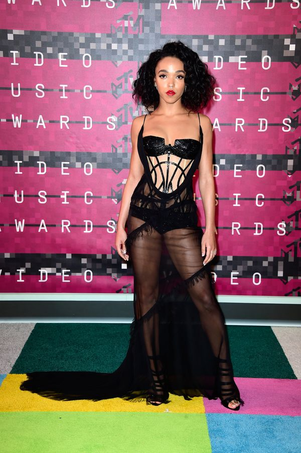 Canada Goose jackets online 2016 - The Most Outrageous Outfits At The 2015 VMAs   Huffington Post