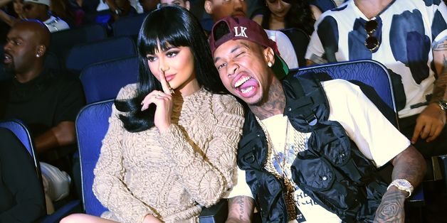 Kylie Jenner And Tyga Made It Official