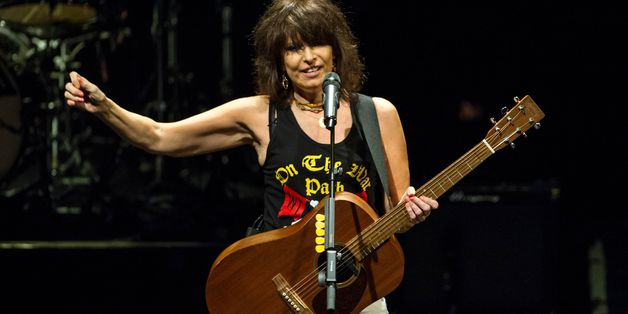 Chrissie Hynde Criticized After Comments On Sexual Assault Victims