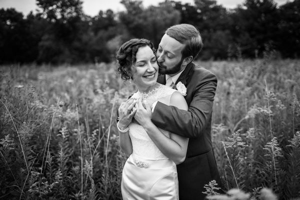 """""""Susan and Charles celebrated amid spirited friends and family after their beautiful Madison, Wisconsin wedding this Saturday"""
