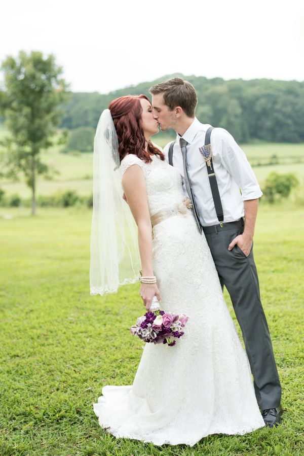 """""""It was a gorgeous Southern wedding for Aaron and Emily at The Murphy Farm in Etowah, Tennessee."""" - Shane and Beth Hawkins"""