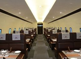 Airplane-Themed Restaurant Quite Literally Looks Like First Class