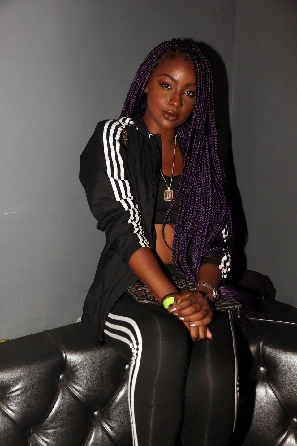 20 Badass Box Braids Hairstyles That You Can Wear Year Round