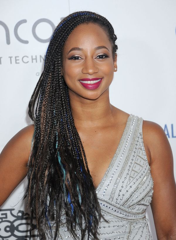 20 Badass Box Braids Hairstyles That You Can Wear Year-Round | HuffPost