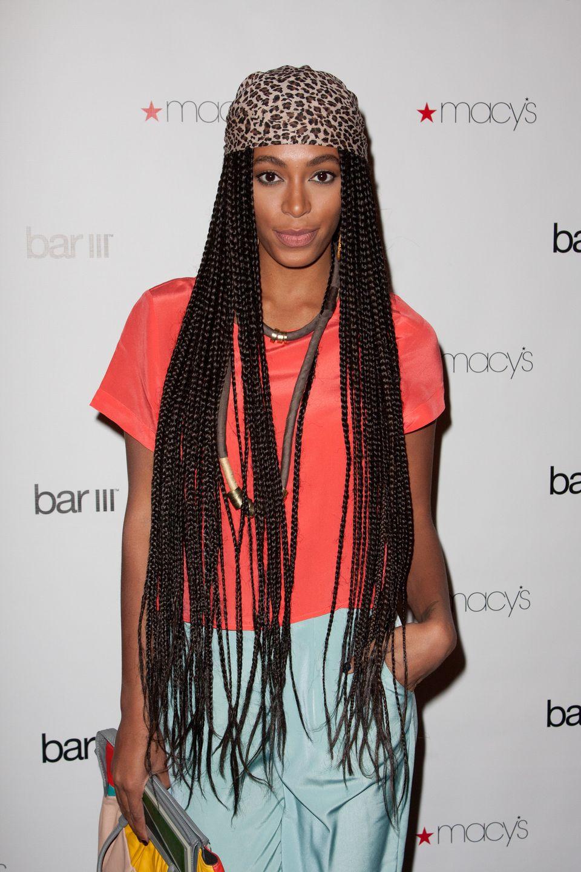 20 Badass Box Braids Hairstyles That You Can Wear Year Round