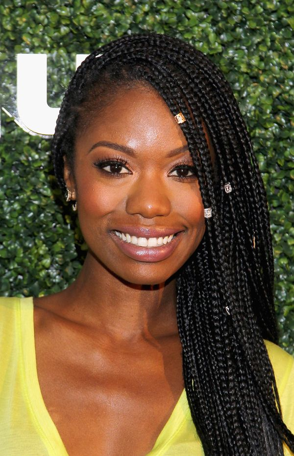 20 Badass Box Braids Hairstyles That You Can Wear Year Round Huffpost