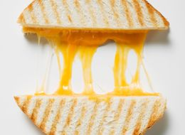 How To Actually GRILL A Grilled Cheese Sandwich. Think About It.