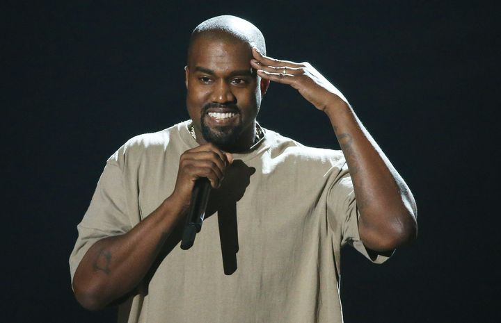Kanye West's VMA Speech Exposed A Heartbreaking Truth About Black Artists