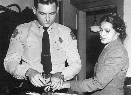 Arguably the most high-profile, female, civil rights figure in American history, Alabama secretary Rosa Parks would come to e
